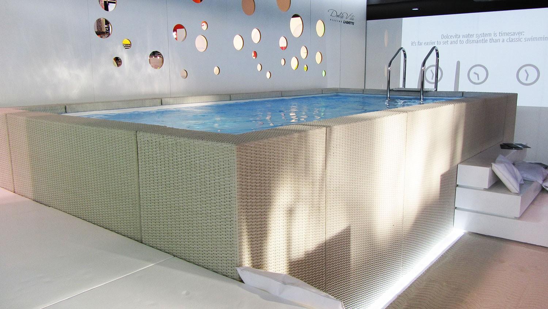 Piscine fuori terra Laghetto Dolce Vita Diva - Vannini Aqua&Pool