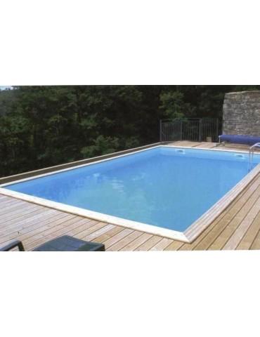 Piscina fuori terra Gardi Pool Quartoo 3,50 x 6,60