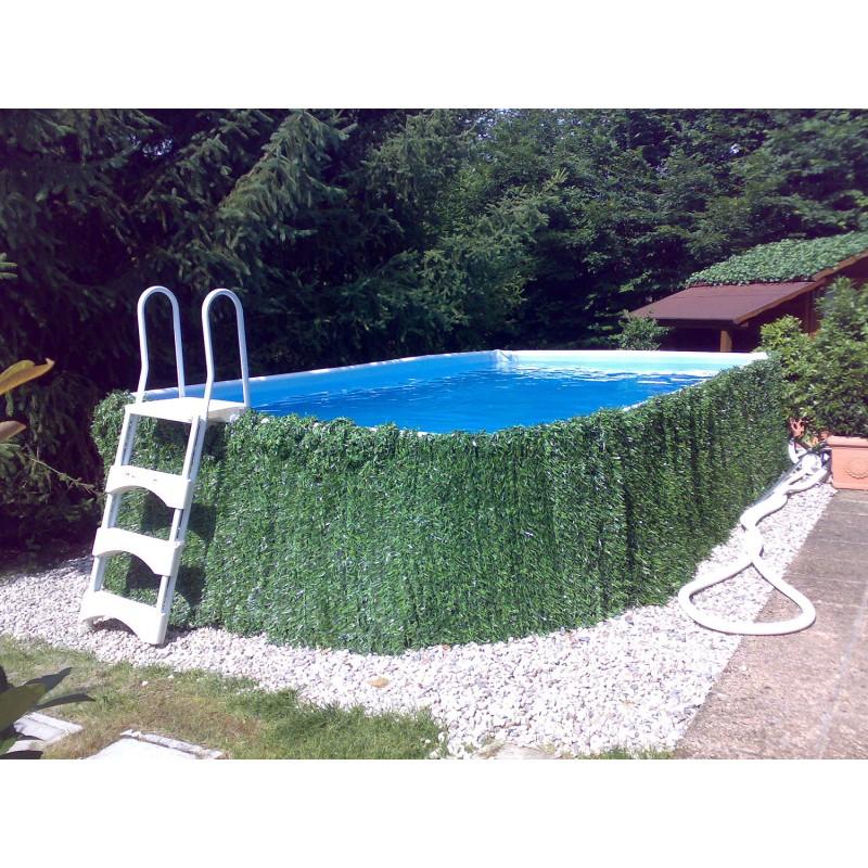 Piscina fuori terra laghetto classic 25 vannini aqua pool - Accessori piscina fuori terra ...