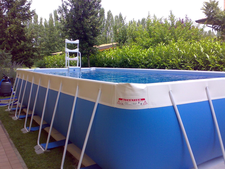 Piscine fuori terra laghetto offerte confortevole soggiorno nella casa - Offerte piscine fuori terra ...