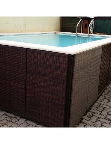 Piscine usate vannini aqua pool - Piscine laghetto usate ...