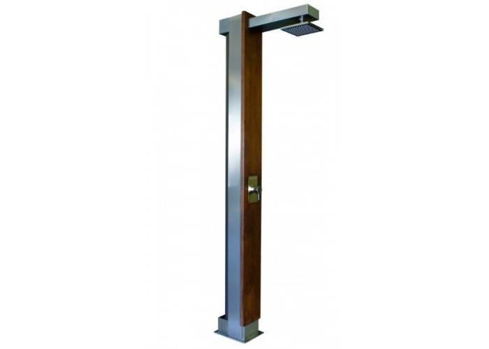 Solar shower Pluvium with tank of 30 l