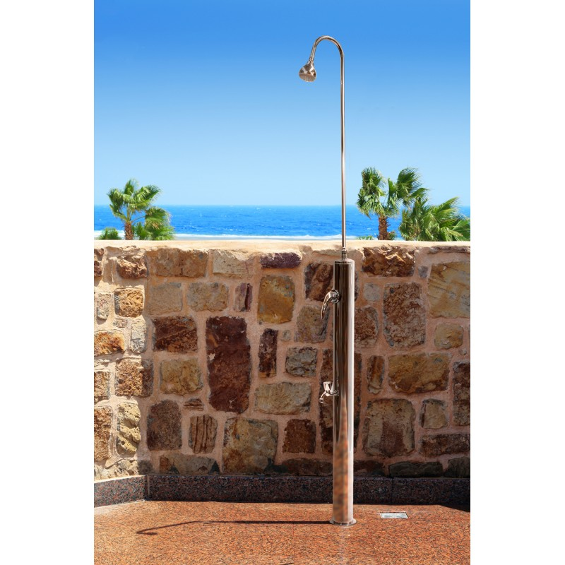 Doccia solare - Box doccia da esterno ...