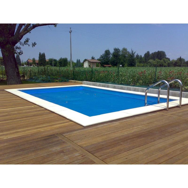 Piscina laghetto dolce vita interrata vannini aqua pool - Prezzo piscina interrata ...